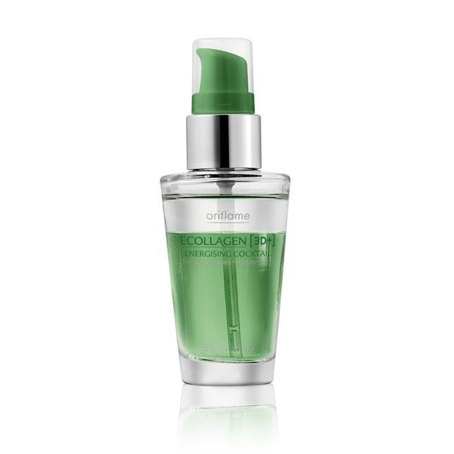 Nopeasti imeytyvä seerumi ehkäisee ryppyjen muodostumista ja heleyttää ihoa. Tri-Peptide Complex ja hyaluronihappo kosteuttavat ja silottavat ihoa sisältäpäin. Luonnolliset öljyt tekevät ihosta pehmeän. Käytä puhtaalle iholle ja levitä päivä- ja/tai yövoide seerumin päälle. Sopii kaikille ihotyypeille ja erityisesti kuivalle iholle. Ravista ennen käyttöä. 30 ml.