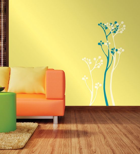 Wall Painting Designs For Living Room | Living Room Design Ideas