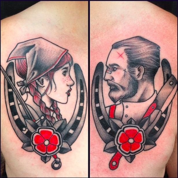 Check out this and 20 other tattoos couples might not regret when they are older on OpposingViews. #inkskin