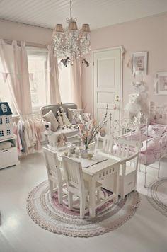 Shabby Chic Childu0027s Room