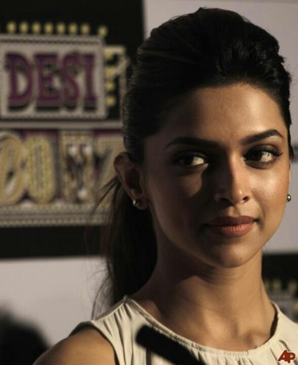 Deepika Padukone White