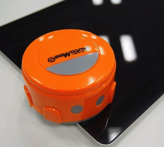 AutoMee Robot Screen Cleaner   http://thegadgetflow.com/portfolio/automee-robot-screen-cleaner-35/
