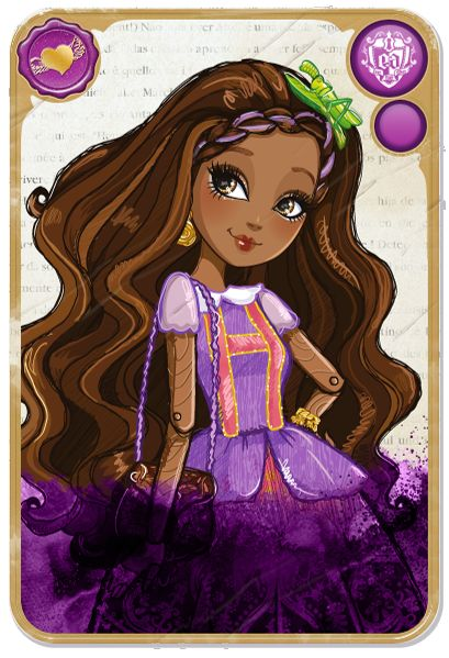 New updates to the Ever After High website!