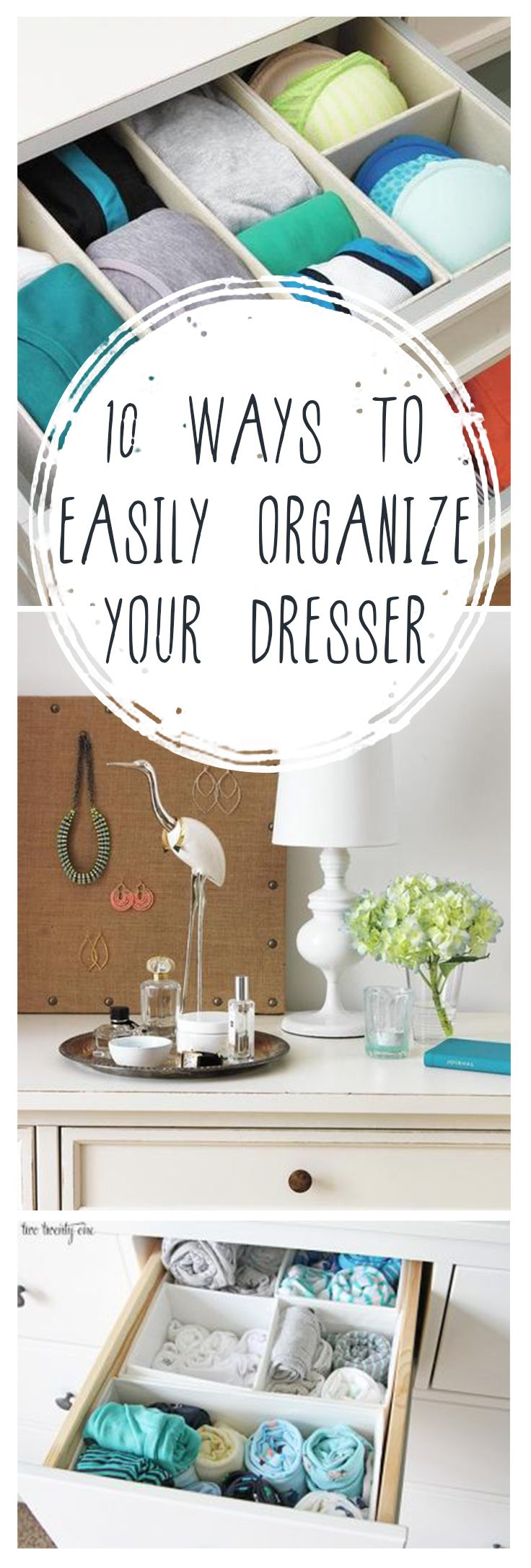 Organize Your Closet With A Capsule Wardrobe: 1000+ Ideas About Small Dresser On Pinterest