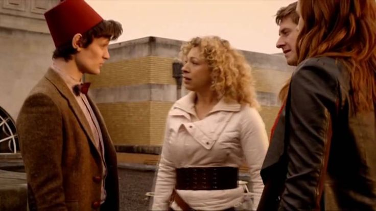 Best Doctor Who Season 5 Moment