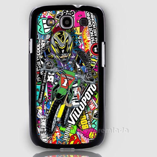 Ryan Villopoto Sticker bomb Samsung Galaxy S3 Case for sale ($24.00) - Svpply