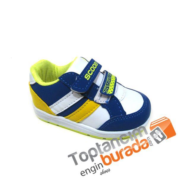 Bir numara büyüğünü almayın! tam alın rahat giysin. Bebekler için annemizin meşhur lafını şimdilik es geçelim.. =) Bebeklerin ilk adımları için ayaklarının rahat etmesi, ayağına tam oturması çok önemlidir. İlk adım toptan bebe ayakkabılar için önce rahatlığı seçelim..   Bebe toptan ayakkabı fiyatları için tıklayınız... http://www.toptancimburada.com/toptan-bebek-ayakkabisi-modelleri