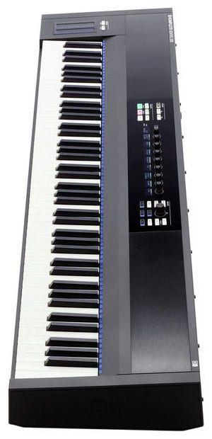 Native Instruments Komplete Kontrol S88 - Thomann www.thomann.de #music #gift #present #xmas #christmas #keys #gear #BlackAndWhite