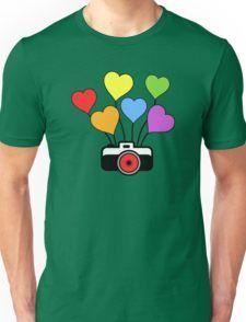 Camera Love II T-Shirt