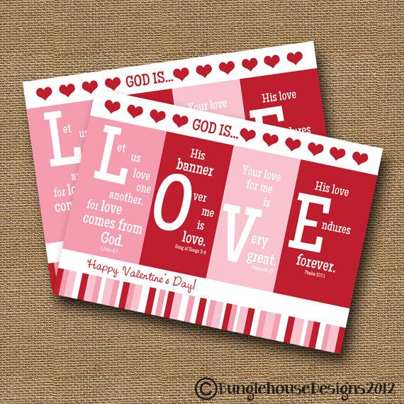 329 best Z CC Valentines Activities images – Free Printable Christian Valentine Cards