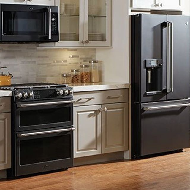 Black Slate Appliances What Do You Think Loveitorhateit