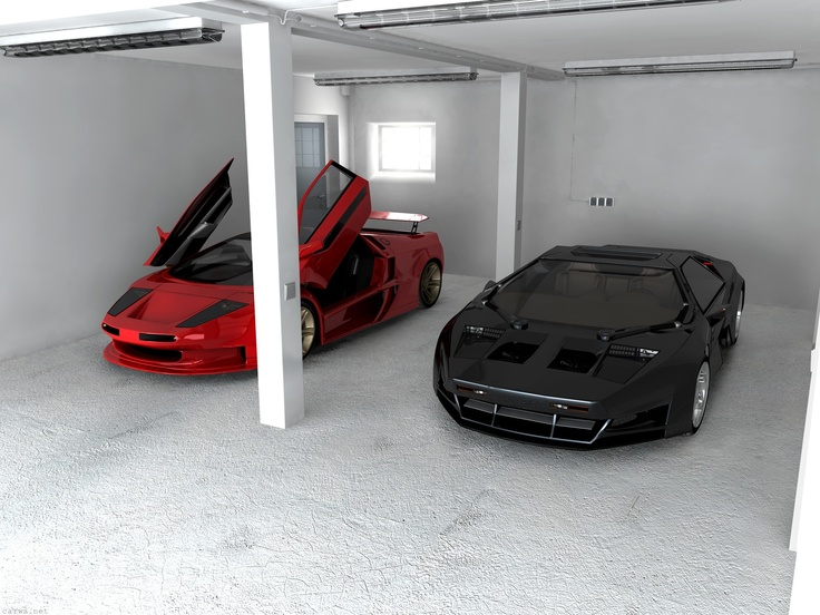 Vector w8 twin turbo concept d cars pinterest twin for Garage concept auto