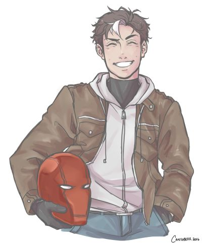 Dear DC, CAN WE PLEASE HAVE A  F***ING RED HOOD SOLO COMIC? Sincerely, A Jason Todd Fan