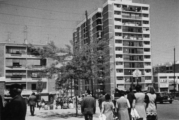 Avenida de Betanzos, 1970