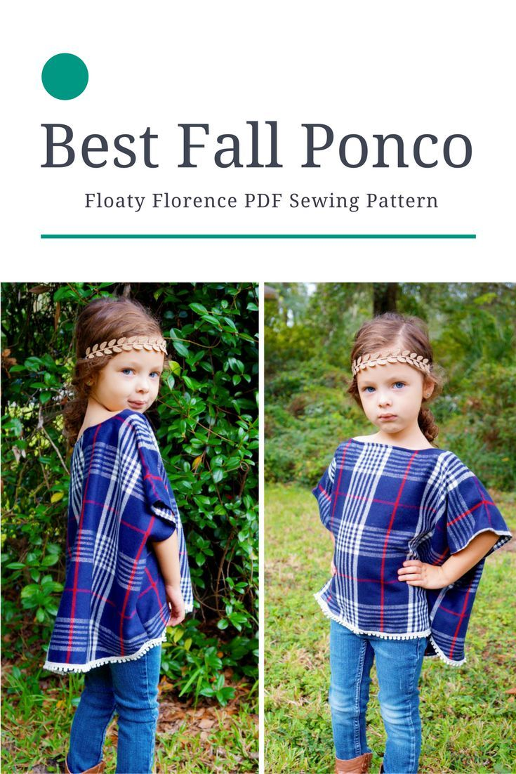 Super easy beginners PDF Sewing Pattern - the Floaty Florence. Make it in floaty fabrics for spring/summer sewing. Or in plaid/flannel/minky for winter/fall sewing. Sizes childs newborn to 12 years. Ladies XXS to 5XL. A really fun sew.