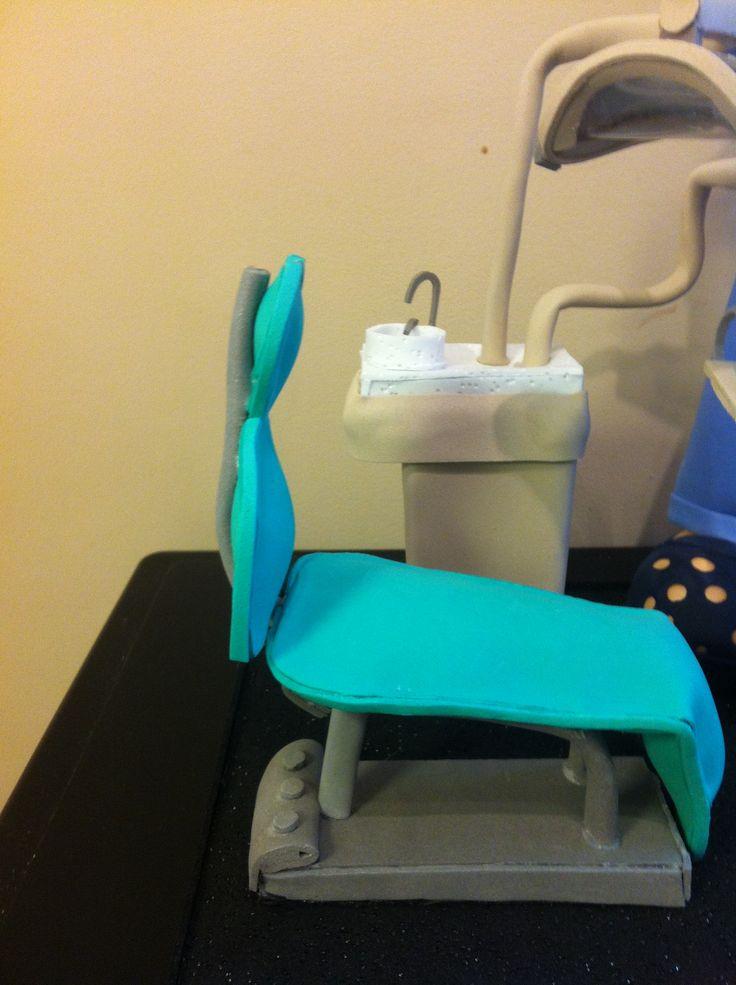 La silla del dentista tambi n echa de gomaeva for Sillas para quirofano