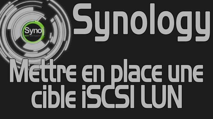 La cible iSCSI LUN est LA solution pour profiter de l'espace de stockage offert par votre NAS Synology comme s'il s'agissait d'un disque physique interne à votre ordinateur.  Découvrons ensemble les diverses étapes à la mise en place d'une telle cible, côté Windows comme côté NAS.