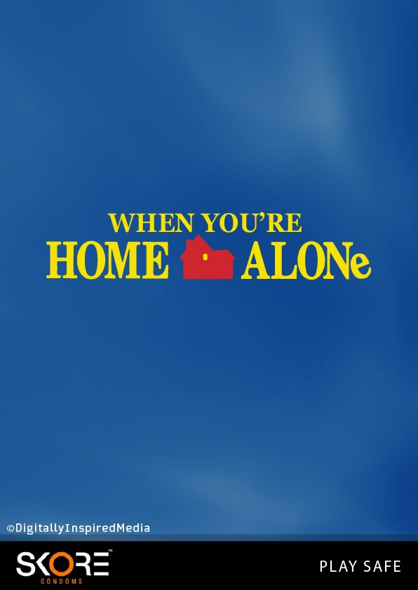 Play Safe this Valentine's Day #Skore  #HomeAlone