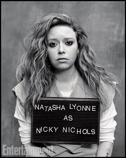 Mugshot of Nicky Nichols | Hair Goals | Pinterest ...