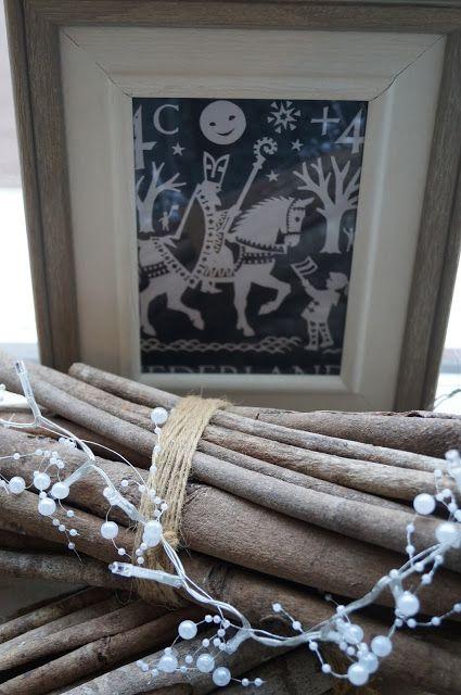 Anne of G. : Decoreren in een tijd van verwachting: Sinterklaas, Advent, Neutraal, Natuurlijk, Homemade