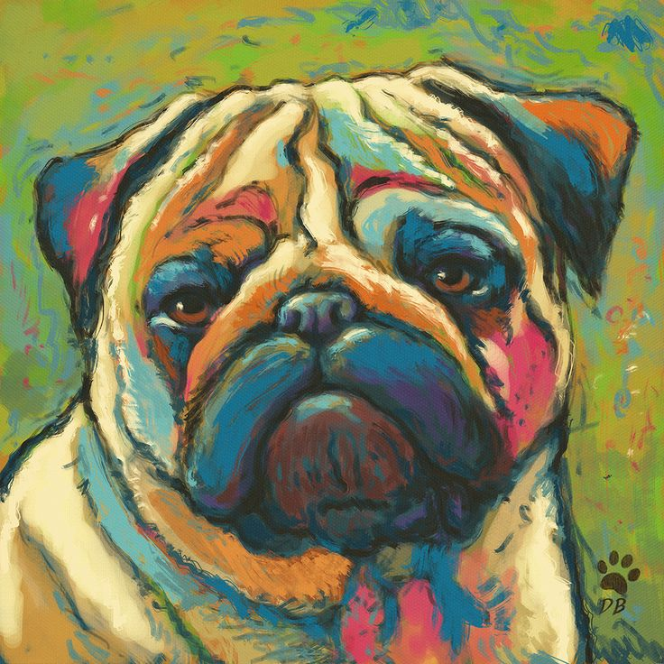 105 best dog2 images on pinterest pet portraits dogs for Dog painting artist