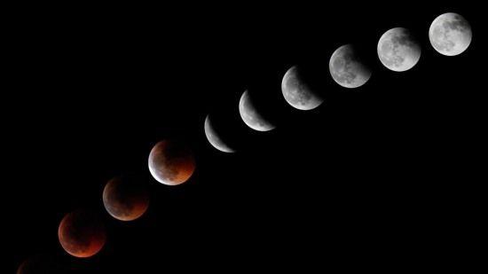 """Dünya bugün, """"Kanlı Ay Tutulması"""" olarak adlandırılan astronomi olayına tanıklık etti. Tutulma, TSİ 08.58'te Ay'ın, Dünya'nın gölgesine girmesi ile başladı. Uydunun tam olarak Dünya'nın gölgesine girmesi ile birlikte de 'Kanlı Ay Tutulması' olarak adlandırılan astronomi olayı yaşandı. Tutulma sadece Kuzey ve Güney Amerika kıtalarından izlenebildi. Tarihi an hem NASA'nın resmi internet sitesi üzerinden hem de dünya televizyonlarından canlı yayınlandı. Tutulma süreci, TSİ 13.37'de sona erdİ"""