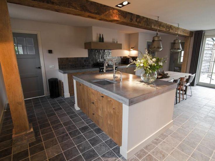25 beste idee n over landelijke keuken verlichting op pinterest keuken verlichting opnieuw - Gemoderniseerde mezzanine ...