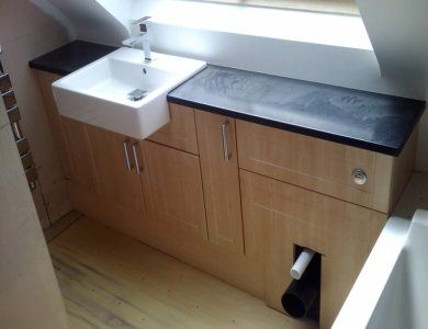 Pictures In Gallery how to install bathroom vanity units