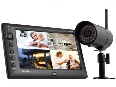 Kit de Monitoramento Sem Fio Visão Noturna - Intelbras EHM 608 com as melhores condições você encontra no Magazine Sualojaverde. Confira!