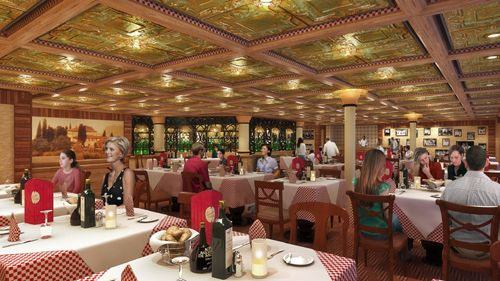 Magic Restaurant | Magical Place
