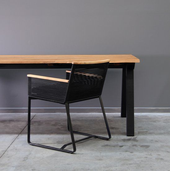 FCH273-B Cable Dining Chair