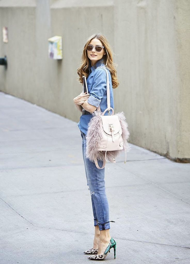 The Olivia Palermo Lookbook : Olivia Palermo x Westward Leaning
