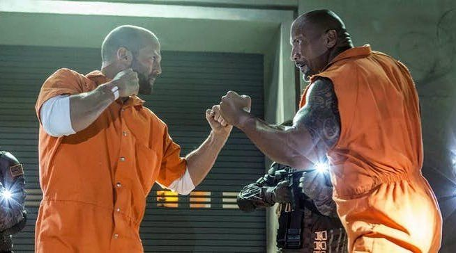 So it turns out that a #fastandfurious spinoff is taking place called #hobbsandshaw. Luke Hobbs is played by the talented @therock and changed everything after #fast5 when he first arrived. His rivalry against Deckard Shaw was portrayed in #furious7 and the beginning of #fateofthefurious but then became into like a great bond which personally I kind of liked. This spinoff is said to be directed by the same director of #deadpool2 and #atomicblonde so hopefully it will be good. Well it is…