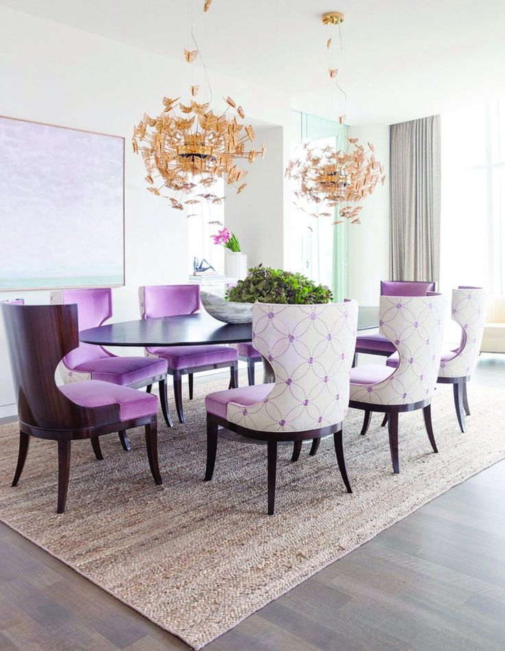10 Beautiful Neutral Dining Room Rugs That You Will Covet