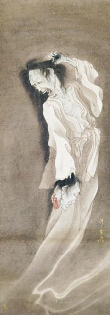 Artist Kawanabe Kyosai (1831-1889) http://www.artcyclopedia.com/artists/kyosai_kawanabe.html