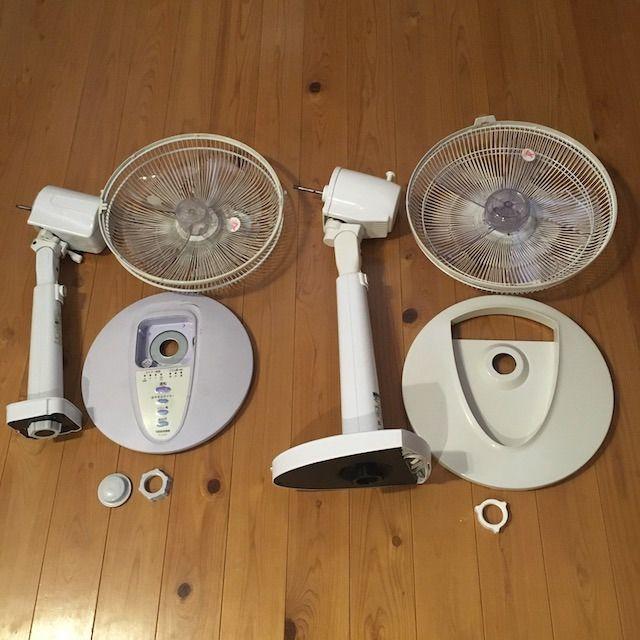 扇風機の収納方法 扇風機 収納 収納 扇風機