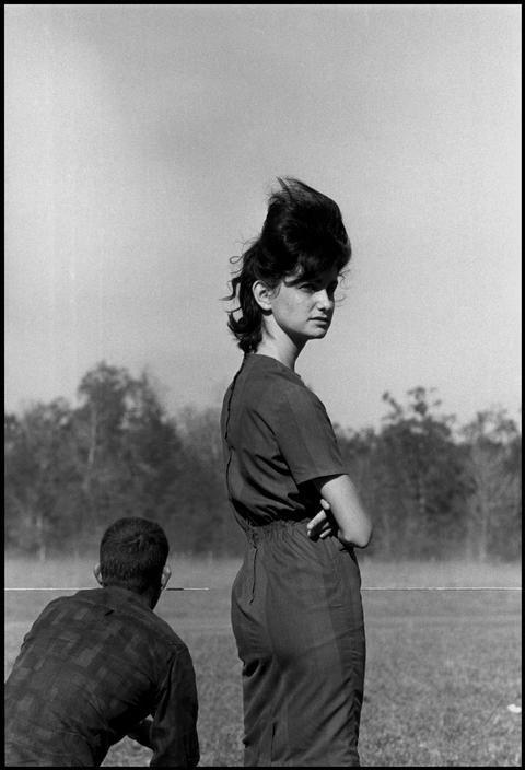 danny lyon | prairieville, louisiana 1964.