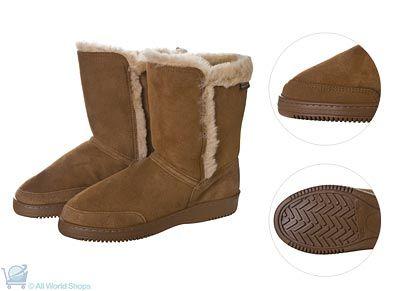 Flyer Herringbone Sole Sheepskin Boots - Canterbury | Shop New Zealand
