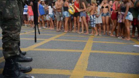 Fonte: 5 razões por trás da crise de segurança pública no Brasil – BBC Brasil