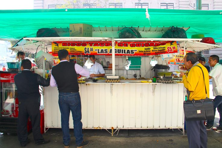 How to Pick a Perfect Taco Stand :: A Mexico City local's guide to sussing out the stellar tacos from the duds