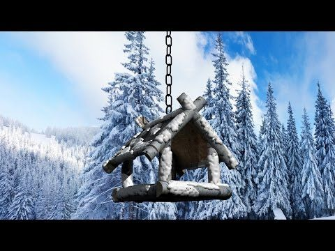 Maya tutorial : Create snow on objects - YouTube