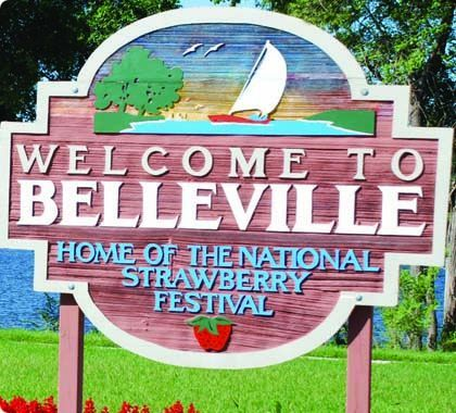 STRAWBERRY FESTIVAL -- City of Belleville, Michigan / Family Life / Friends live here