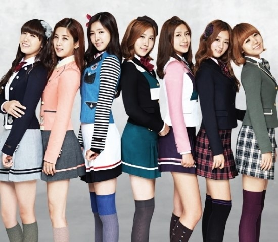 Kpop Group: Apink #kpop #girl Group #singer