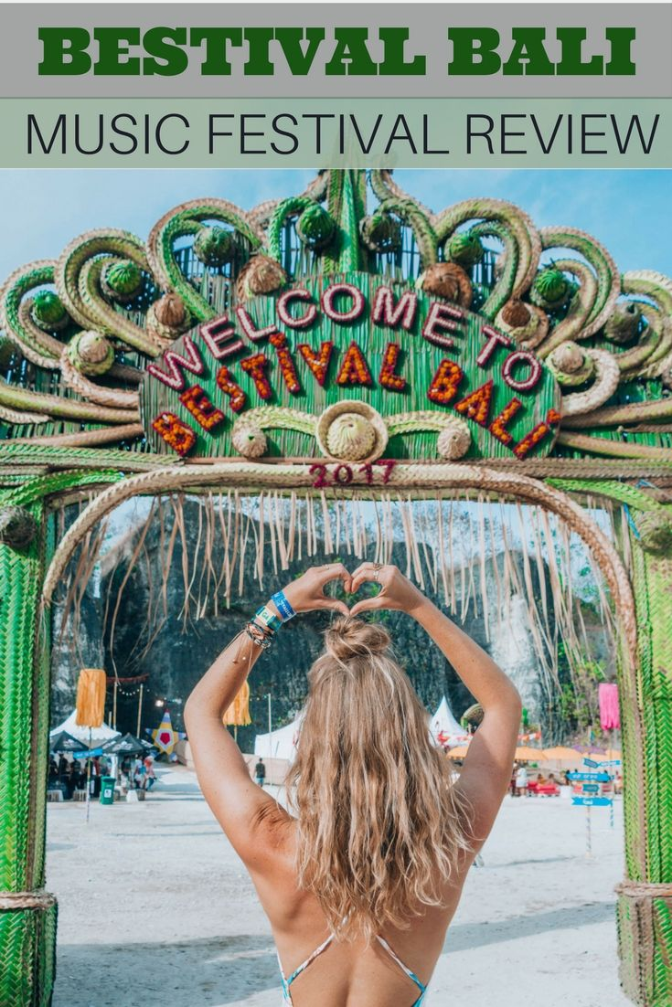 BESTIVAL BALI: TWO DAY FESTIVAL IN PARADISE Read all about this unique and beautiful festival! #Bestival #Bali #MusicFestival #IslandOfTheGods #Indonesia