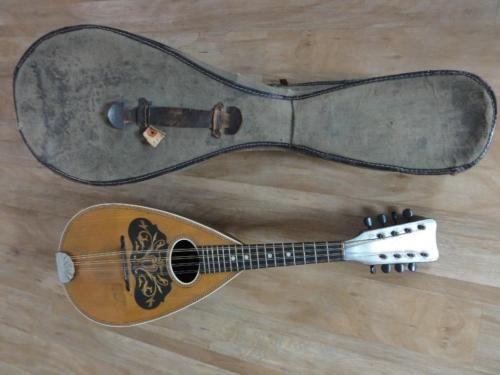Italienische Mandoline in Münster - Münster-Centrum   Musikinstrumente und Zubehör gebraucht kaufen   eBay Kleinanzeigen