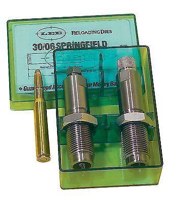 Lee RGB Two-Die Sets .243 Winchester Reloading Dies and Die Accessories: 90873