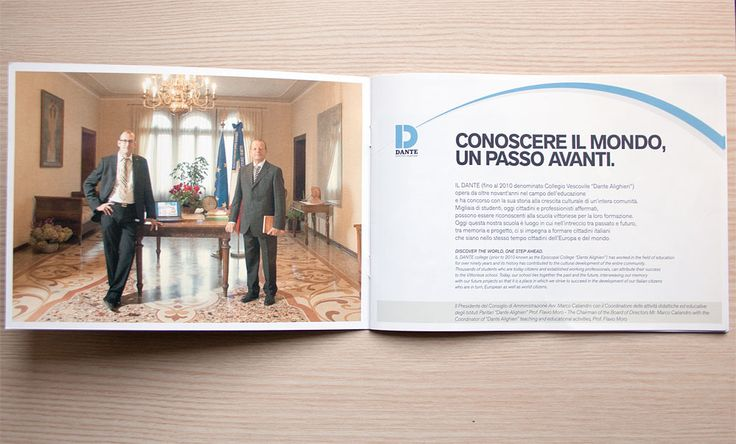 Brochure offerta formativa Pagine interne 1