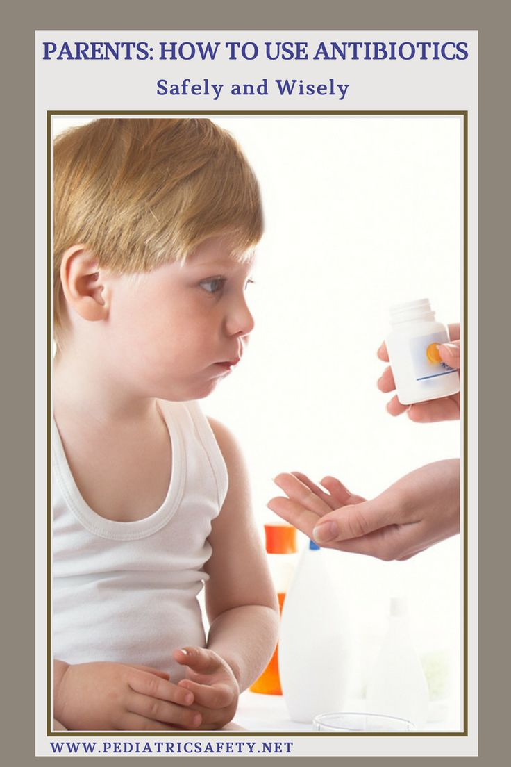 Parents: How to Use Antibiotics Safely and Wisely - Thurs Time Capsule: 03/10  Antibiotics can be a useful and beneficial tool in fighting a wide variety of bacterial infections, but they can adapt and become less effective, if they are not used carefully. Read more about these drugs and how to use them properly and safely - for ourselves and our kids