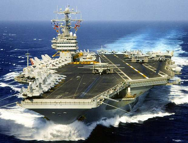 Top 10 Largest Aircraft Carriers in The World 1- Nimitz Class Aircraft carrier - US 2. Description from wn.com. I searched for this on bing.com/images