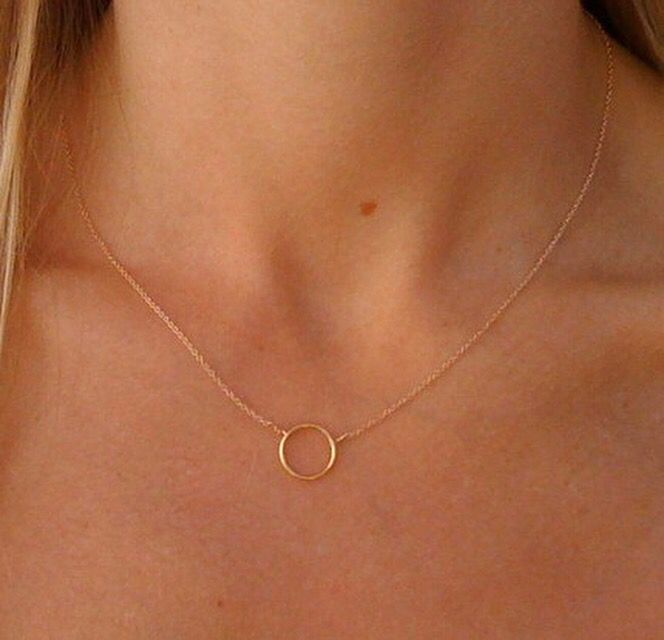 The Karma Necklace now comes in Rose Gold   Shop at myshiningarmour.com/necklaces/karma-necklace